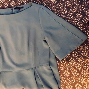 Stunning Rachel Roy NWOT pale Teal dress